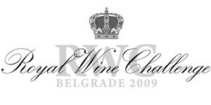 Royal Wine Challenge 2009 - Belgrade